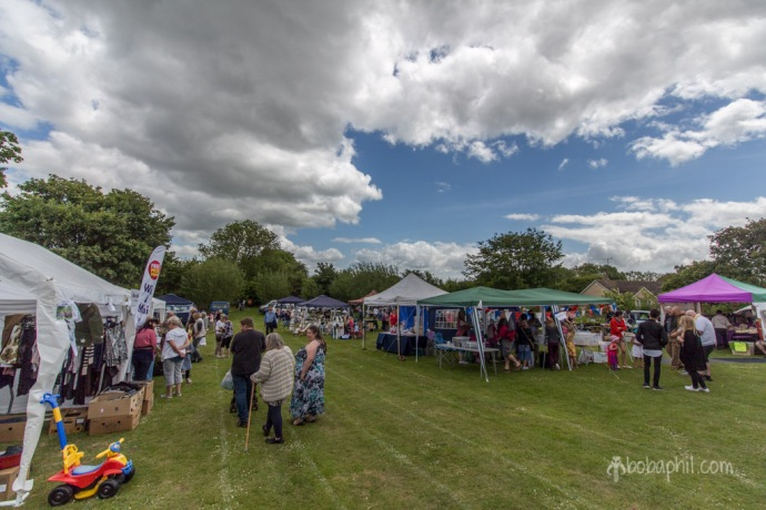 The Haselbury Plucknett May Fair